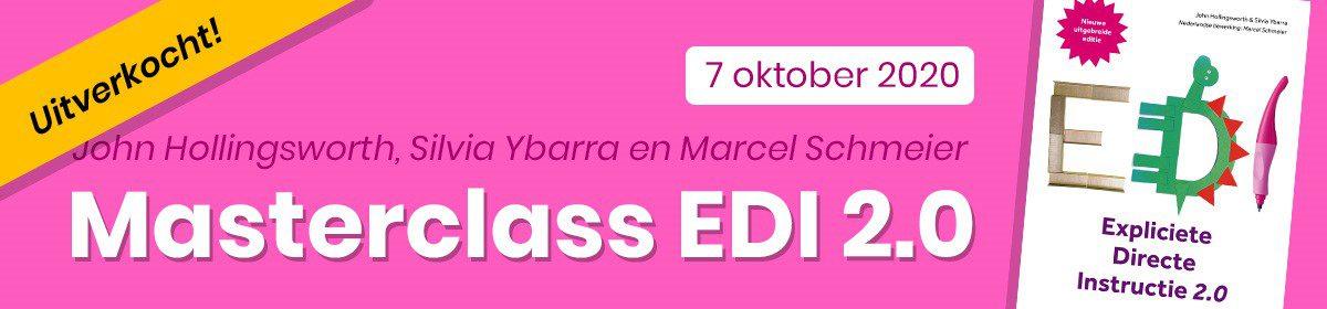 Masterclass EDI 2.0